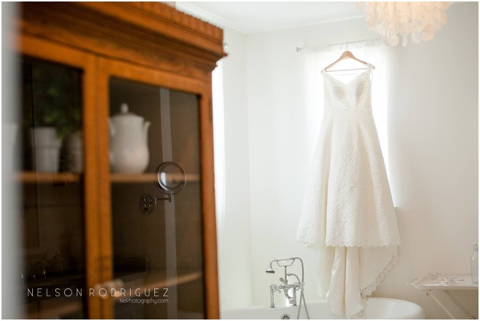 White Room Wedding St Augustine Florida