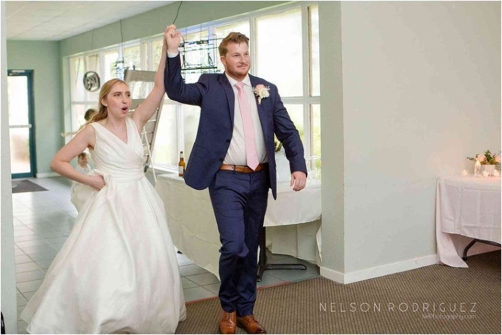 Wedgefield Golf Club Florida wedding photography